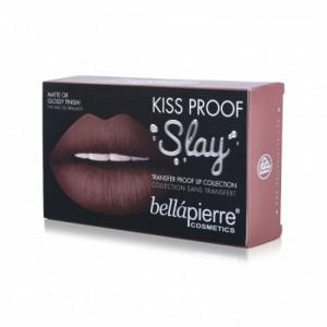 Kiss Proof Slay Kit - Muddy Rose