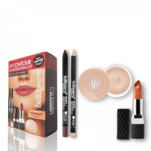 Lip Contour and Highlighting Kit - Fierce