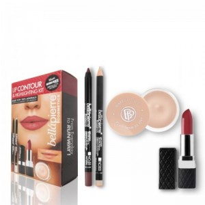 Lip Contour and Highlighting Kit - Natural