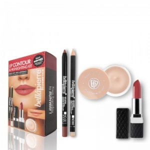 Lip Contour and Highlighting Kit - Nude