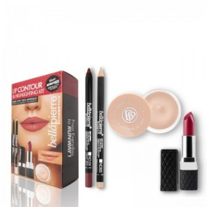 Lip Contour and Highlighting Kit - Red